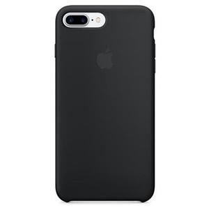 Silicone case Iphone 7/8 plus Черный