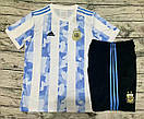 Футбольная форма сборной Аргентины, домашняя 2020-21, фото 2