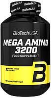 Аминокислоты BioTech - Mega Amino 3200 (100 таблеток)