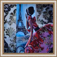 """Набор для вышивания бисером """"Парижские каникулы"""""""