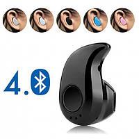 Гарнитура Bluetooth 6 Black + Box