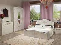 Спальня Лючия. Комплект для спальни. Спальный гарнитур