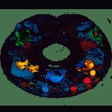 Круг для купания Дельфин EuroStandard для детей (Польша)