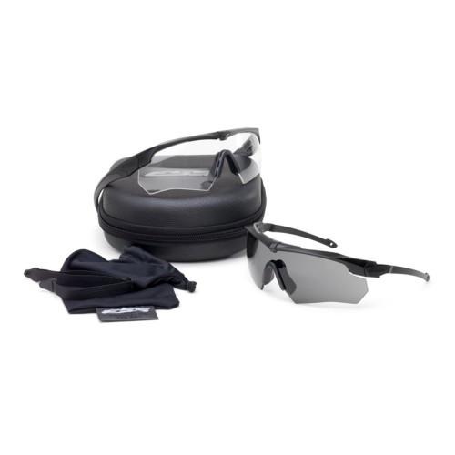 """Очки защитные стрелковые """"ESS Crossbow Suppressor 2X"""", [03501] Smoke Gray"""