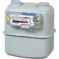 Счетчик газа мембранный Самгаз G 2.5RS /2001-21P