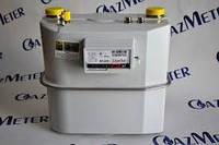 Лічильник газу мембранний Самгаз ВК G10