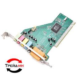 Звуковая карта ATcom C-Media 8738 (CMI8738-6), б/у