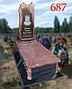 Памятник из лизниковского гранита