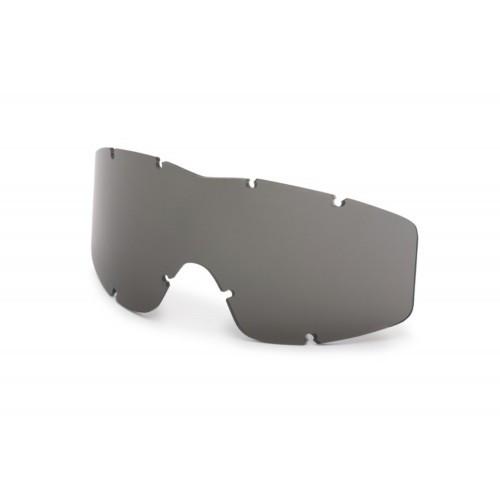 """Лінза змінна для захисної маски Profile NVG """"ESS Profile Smoke Gray Lenses"""", [03501] Smoke Gray"""