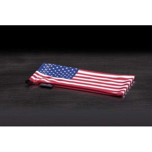 "Мягкий чехол для очков ""ESS Microfiber Flag Bag"" [999] Multi"