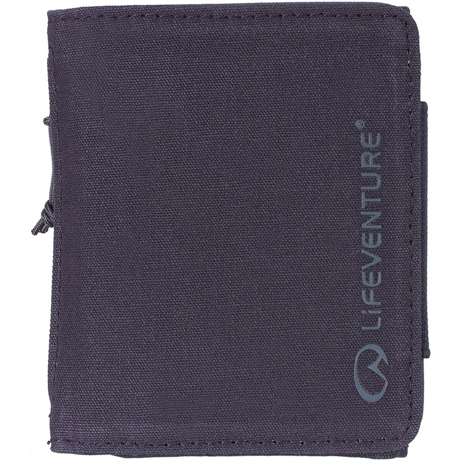 Lifeventure кошелек RFID Tri-Fold Wallet navy