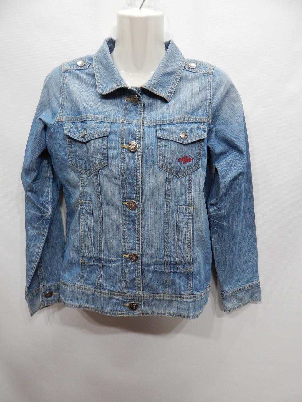 Куртка джинсовая женская CRASHONE kids Vintage,рост 158-164,(12-14лет) RUS р.42-44, EUR 34 034DG