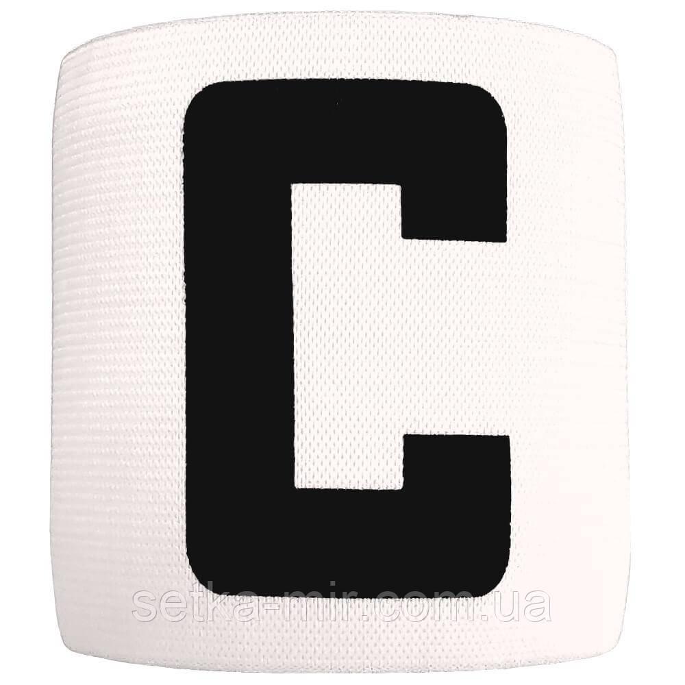 Капитанская повязка на липучке SWIFT Capitans Band Junior, (цвета в ассортименте)