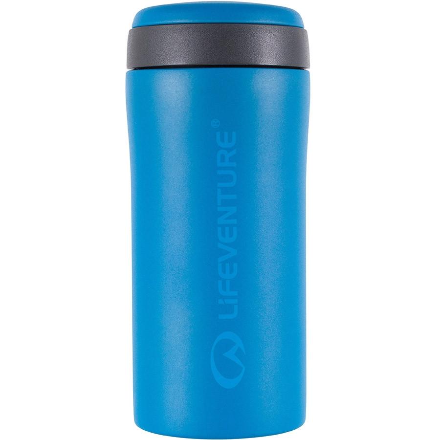 Lifeventure кружка Thermal Mug blue matt