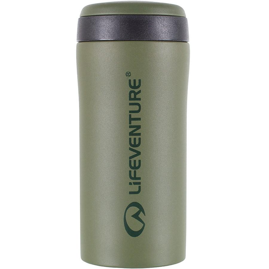 Lifeventure кружка Thermal Mug khaki
