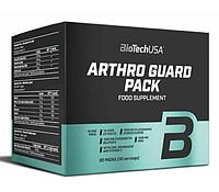 Хондропротектор BioTech - Arthro Guard PACK (30 пакетов)