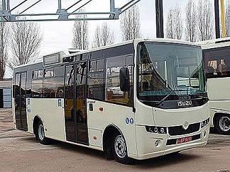 Городской автобус, автобус Атаман А092Н6, Автобус Черкассы