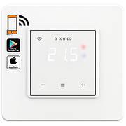 Терморегулятор terneo sx с Wi-Fi, белый