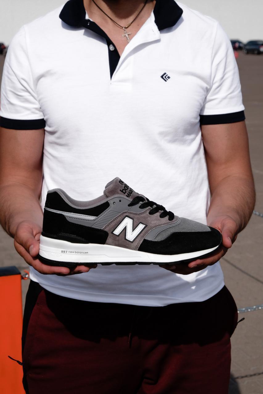 Кроссовки New Balance 997 (Нью Беленс 997)