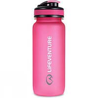 Lifeventure фляга Tritan Bottle 0.65 L pink