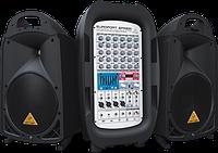 Портативная система звукоусиления BEHRINGER EUROPORT EPA900