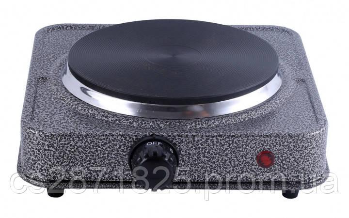 Електроплита Дискова GRUNHELM GHP-5812 1,2кВт одинарна