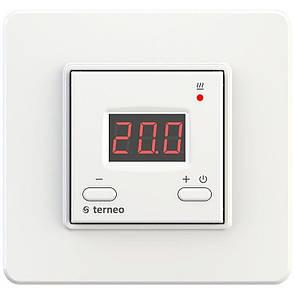 Терморегулятор terneo st, белый, фото 2