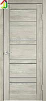 Двери межкомнатные LINEA 8x Дуб шале седой, дверь для квартиры, дверь для дома, дверь в офис.