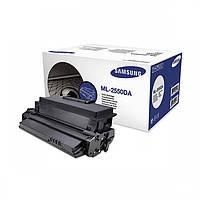 Картридж лазерный оригинальный Samsung ML-2550DA для принтеров ML-2550 ML-2551 ML-2552W