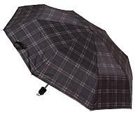 Зонт механический в клетку, фото 1