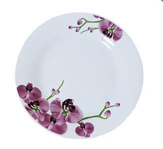 Тарелка UST Орхидея мелкая 23 см AL-003