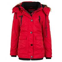 Куртка женская Glo-Story красная IS-010-82
