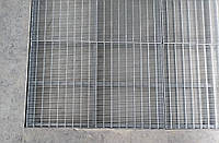 Оцинкована брудозахисна решітка 33х11х2 мм