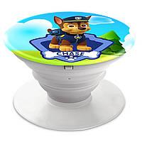 Попсокет (Popsockets) держатель для смартфона Щенячий патруль (PAW Patrol)  (8754-1610)
