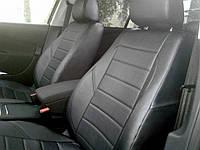 Чехлы на сидения модельные Passat B6  2005-2010 combi (recaro)