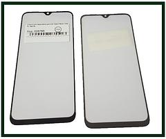 Стекло для переклейки дисплея Xiaomi Redmi Note 8, черное