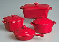 Gratinee Емкость для запекания 11см (сковорода) красн.