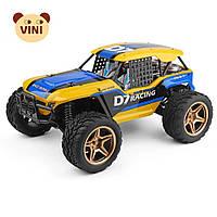 WL Toys 12402-А D7 ROCK CRAWLER 1:12 4WD RC 45 км/час машинка на пульту 100м радіус мотор 550 класу
