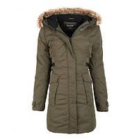 Куртка женская Glo-Story green IS-010-86