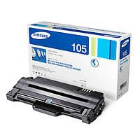 Картридж лазерный оригинальный Samsung MLT-D105S для принтеров ML-1910 \1915 ML-2525\2580 SCX-4600\4623 SF-650