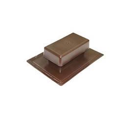 Аэратор прямоугольный коричневый