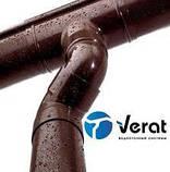 Решетка желоба защитная 0,6 пог.м.,VERAT, белый, фото 4