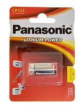 БатарейкаPanasonic CR 123A BL 1шт