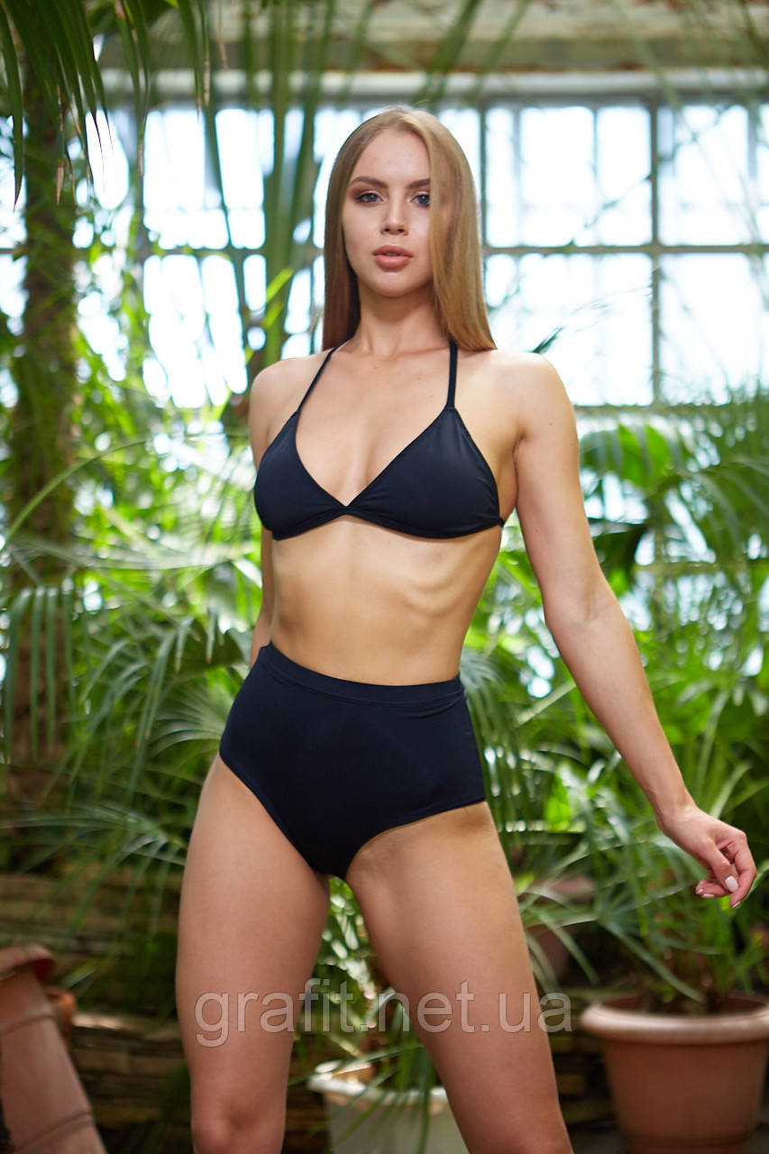 Женский пляжный купальник Nova Vega Ramp black