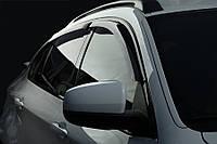 Дефлекторы окон (ветровики) BMW X6 2008-(E71, E72)