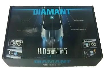 Комплект ксенона Diamant 35Вт для стандартных цоколей H3, H7, H11, H27, 9003, 9004
