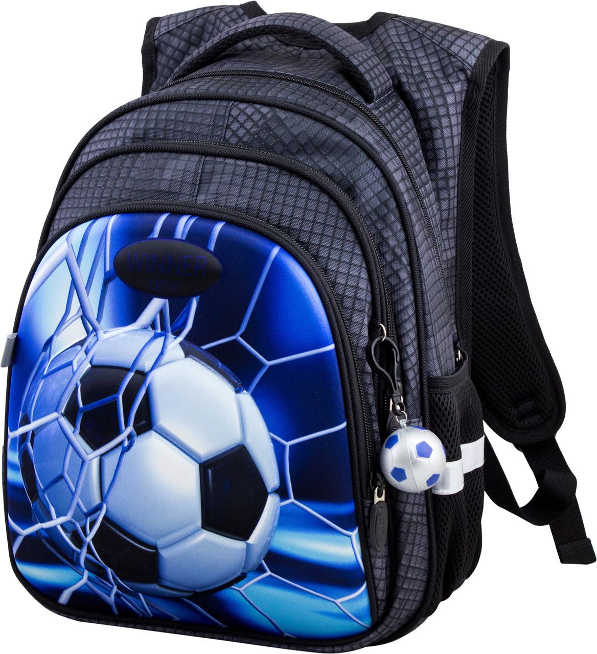 Рюкзак школьный для мальчиков Winner One R2-168