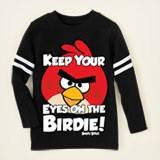 """Детский реглан для мальчика """"Angry Birds""""   2  года"""