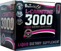 L-Carnitine ampule 3000 BioTech (20 ампул по 25 мл.)
