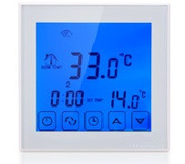Программируемый терморегулятор BHT-323GB White